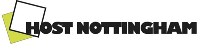 Host Nottingham logo